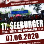 17. Seeburger Feld-, Wald- und Wiesenlauf am 7. Juni 2020