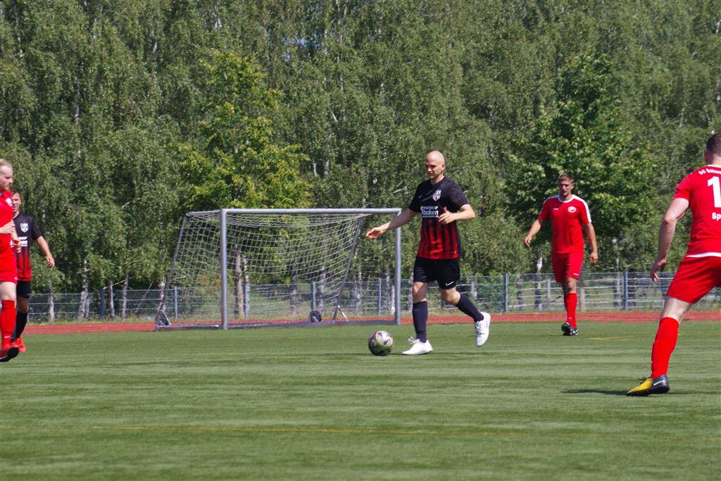 Testspiel vom Seeburger SV gewonnen