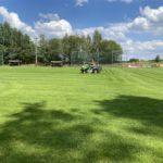 Gelder für Sportplatzausbau gesichert
